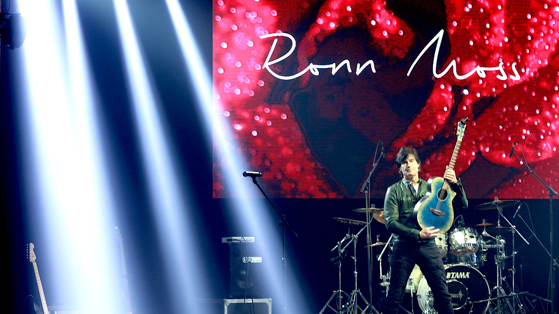 Ronn Moss World Tour